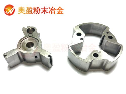粉末冶金加工产品很脆、没硬度和韧